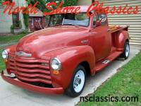 1952 Chevrolet Pick-Up -THE HEARTBEAT OF AMERICA- GOOD DRIVER-