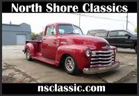 1953 Chevrolet Pickup 3/4 TON ALL STEEL BODY