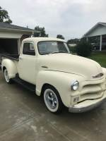 1955 Chevrolet Pickup -3100- EARLY FIRST SERIES PICK UP TRUCK- JUST PAINTED BLONDE SATIN-
