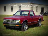 1992 Chevrolet Pickup -S10-1 OWNER TRUCK-SHORTBED-4X4-4.3 L V6 ACTUAL MILES-NORTH CAROLINA-