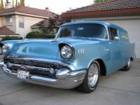 1957 Chevrolet Sedan Delivery CALIFORNIA RESTORED WAGON