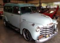 1952 Chevrolet Suburban -2-DOOR CARRYALL-RARE ORIGINAL SEATS-FLORIDA CLASSIC