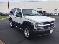 1998 Chevrolet Tahoe -4 WHEEL DRIVE SUV-LEATHER INTERIOR-FROM NORTH CAROLINA-CLEAN CLEAN-