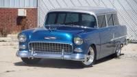 1955 Chevrolet Wagon Wagon- 2 door-GREAT RARE DRIVER