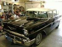1957 Chevrolet Wagon -CRUISE N STYLE-VERY SOLID AND RELIABLE CLASSIC-