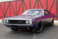 1970 Dodge Challenger -PRICED TO SELL-NEW PAINT-Plum Crazy Purple-NICE CONDITION-SEE VIDEO
