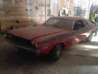 1970 Dodge Challenger PROJECT CAR