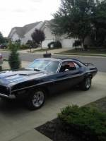 1970 Dodge Challenger Sinister Coupe