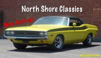 1971 Dodge Challenger R/T Tribute convertible-Lemon Twist Yellow