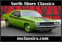 1971 Dodge Challenger -4 SPEED WITH 383 BIG BLOCK-CALI CAR-RT TRIBUTE-SOLID MOPAR- SEE VIDEO