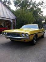 1973 Dodge Challenger CLEAN MACHINE! READY TO CRUISE!