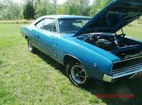 1968 Dodge Charger SALE PENDING 5-30-2013