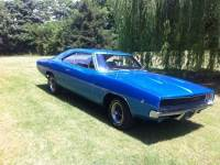 1968 Dodge Charger VERY NICE MOPAR-RARE 4 SPEED