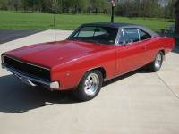 1968 Dodge Charger 440- 6 PACK-Pistol Grip 4 Speed