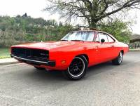 1969 Dodge Charger -BIG BLOCK 440-RESTORED PRO TOURING