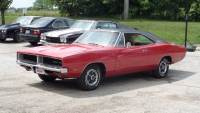 1969 Dodge Charger VERY LOW MILES-GARAGE FIND