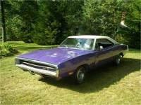 1970 Dodge Charger RT HEMI-PLUM CRAZY-SEE VIDEOS