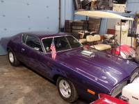 1972 Dodge Charger SUPERCHARGED-FULLY RESTORED