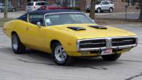 1972 Dodge Charger -NICE PAINT-LEMON TWIST YELLOW-SEE VIDEO