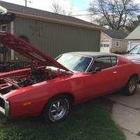 1972 Dodge Charger -Red Rocket Stroker