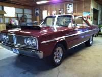 1966 Dodge Coronet FRESH RESTORATION