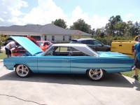 1966 Dodge Coronet SE--SHOWROOM CONDITION--FLORIDA CAR-SOLID RESTORED MOPAR
