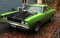 1968 Dodge Coronet 500 MODEL-MEAN GREEN MACHINE