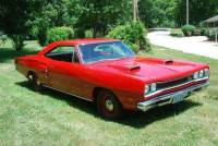 1969 Dodge Coronet RT-200 MILES SINCE FULL RESTORATION