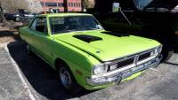 1972 Dodge Dart Swinger-Sub Lime Green-Clean Driver