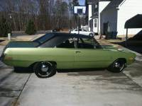 1972 Dodge Dart NUMBERS MATCHING
