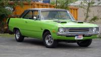 1972 Dodge Dart SWINGER 360-SUB LIME GREEN-Clean Driver-SEE VIDEO