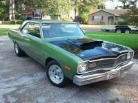 1973 Dodge Dart THE GREEN MACHINE