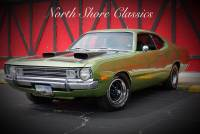 1972 Dodge Demon -FACTORY F3 CODE-RESTORED RARE-WEST COAST-GREAT FOR CAR SHOWS-SEE VIDEO-