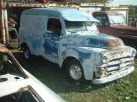 1953 Dodge Panel Truck -WE CAN RESTORE THIS FOR YOU
