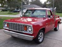 1978 Dodge Pickup -LIL RED EXPRESS- RARE 360 V8/AUTOMATIC-