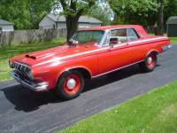 1963 Dodge Polara GREAT TOUGH LOOKING MOPAR-SUPER STOCK LOOK