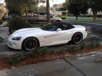 2004 Dodge Viper MAMBA EDITION #47 OF #200 BUILT