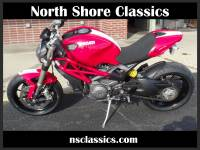 2012 Ducati M100 -EVO- MONSTER- 6200 MILES