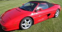 1998 Ferrari 355 Spyder-The Real Deal-SEE VIDEO