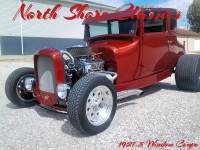 1927 Ford 5 Window Coupe All steel body-SEE VIDEO