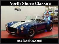 1966 Ford Cobra 427 REPLICA SHELBY COBRA-BORN IN 2003-SEE VIDEO