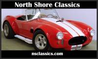 1967 Ford Cobra BIG BLOCK COBRA SHELBY-SUPERB PAINT!-VERY FAST-NEW LOW PRICE-SEE VIDEO