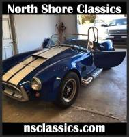 1967 Ford Cobra - SHELBY A/C REPLICA - 327 SBC- NEWER PAINT-