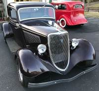1934 Ford Coupe -SUICIDE DOORS ON STEEL BODY CLASSIC-