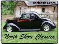 1937 Ford Coupe -All Steel Beauty-