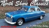 1951 Ford Custom SWEET BLUE 302