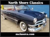 1950 Ford Deluxe NUMBERS MATCHING FLATHEAD V8-FUN DRIVER CONVERTIBLE