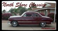1950 Ford Deluxe -2 DOOR COUPE -FLATHEAD V-8- NEW INTERIOR AND PAINT-