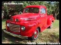 1949 Ford F1 RARE 4SPEED- FRAME OFF FULLY RESTORED PICKUP TRUCK