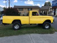 1964 Ford F100 -RARE 4x4-V8 WITH 4 SPEED-SOUTHERN TRUCK-FREE DELIVERY